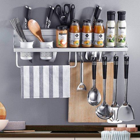 Аксессуары, которые подойдут для современной кухни